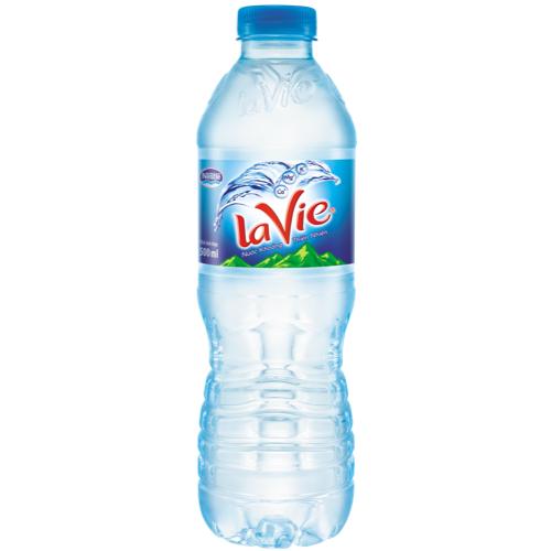 nước suối Lavie