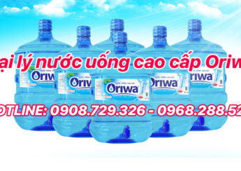 đại lý nước oriwa