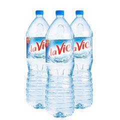Nước khoáng Lavie chai 1,5l
