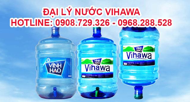 đại lý nước vihawa
