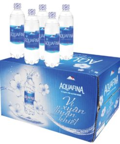 Thùng Aquafina 500ml