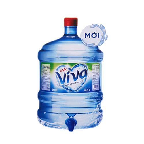 nước tinh khiết LaVie Viva