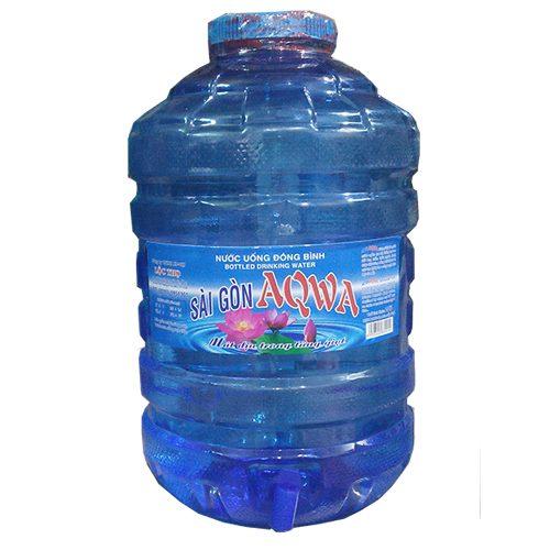 nước tinh khiết sài gòn AQWA