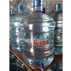 nước tinh khiết Sana
