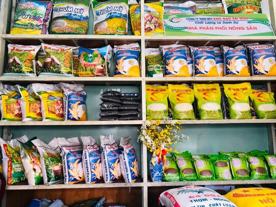 gạo đặc sản Sóc Trăng
