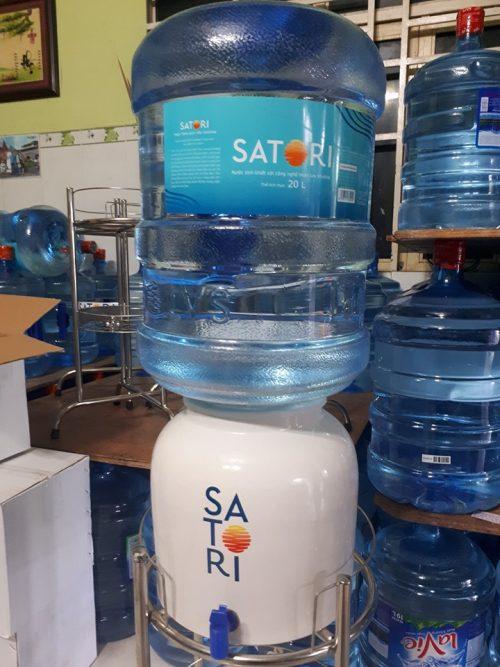 nước bình Satori 20 lít
