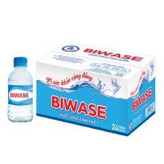 Thùng 24 chai nước suối BIWASE 250ml