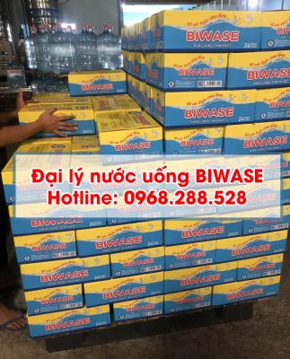 Đại lý nước uống tinh khiết BIWASE chính hãng