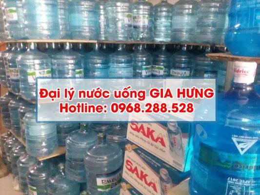Đại lý nước uống Gia Hưng Water