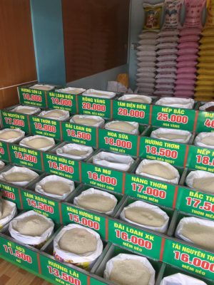 mua gạo giao tận nhà
