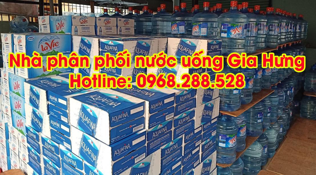 Nhà phân phối thùng nước suối Aquafina 500ml và 355ml giá sỉ